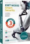 ESET NOD32 Smart Security + Vocabulary - лицензия на 1 год 3 ПК (BOX)