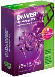 Dr.Web Антивирус для Windows, 2 ПК, 1 год (BHW-A-12M-2-A3)