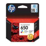 Картридж HP №650 (CZ102AE) цветной (для HP DJ IA 2515/1015)