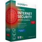 Kaspersky Internet Security Multi-Device Russian Edition. 3-ПК 1 год KL1941RBCFS