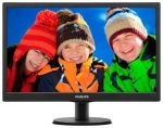"Монитор 21.5"" Philips 223V5LSB2/10/62  (LED / 16:9 / 1920x1080 / 5ms / 200 cd/m2 / 600:1) Black"