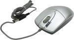 Мышь A4Tech OP-620D silver optical 2X Click USB