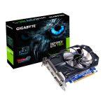 Видеокарта NVIDIA GeForce GTX750Ti OC Gigabyte GV-N75TOC-2GL Retail (PCI-E16 1.03GHz 2Gb DDR5 128bit 5.4GHz DVI/2xHDMI/DP)
