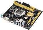 Материнская плата Socket 1150 ASUS H81M-R /C/SI WhiteBox (iH81 2xDIMM DDR3 1xPCI-E16+1xPCI-E1 D-Sub/DVI 4xSATA 8xUSB 7.1 LAN1000 mATX)