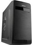 "Корпус Velton 7809A-D 450 (mATX 450Вт 1х5,25"" 2xAudio/1xUSB2.0/1xUSB3.0) Чёрный"