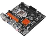 Материнская плата Socket 1151 ASRock B150M-HDS Retail (iB150 2xDIMM DDR4 1xPCI-E16+1xPCI-E1 DVI/HDMI 4xSATA 10xUSB 7.1 LAN1000 mATX)