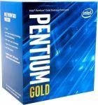 Процессор Intel Original Pentium Gold G5400 Soc-1151v2 (BX80684G5400 S R3X9) (3.7GHz, 2 ядра, 4 потока Intel UHD Graphics 610) Box