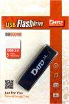 USB флэш-накопитель 16Gb Dato DB8001 DB8001K-16G USB2.0 черный