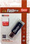 USB флэш-накопитель 16Gb Dato DS7012 DS7012K-16G USB2.0 черный